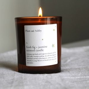 Plum & Ashby Tommy's charity candle