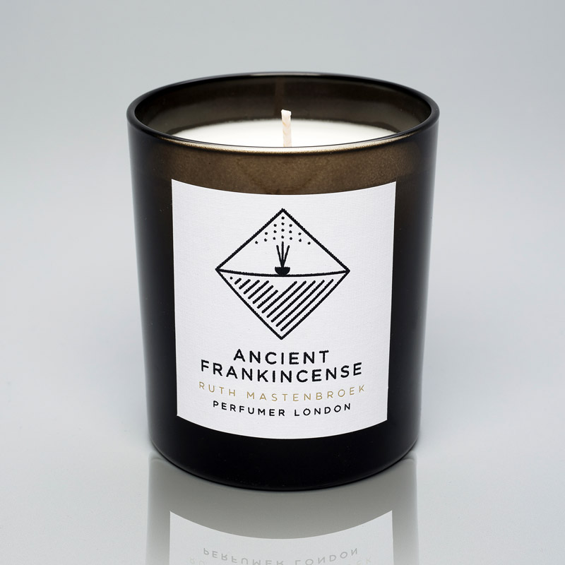 Ancient Frankincense Scented Candle