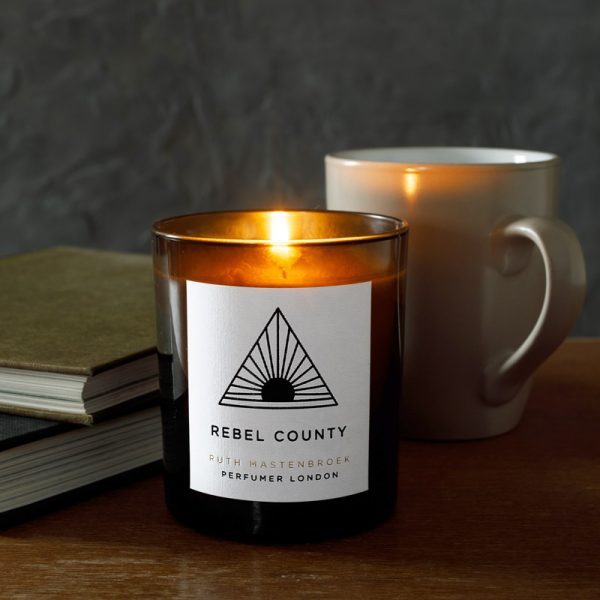 Rebel County Scented Candle