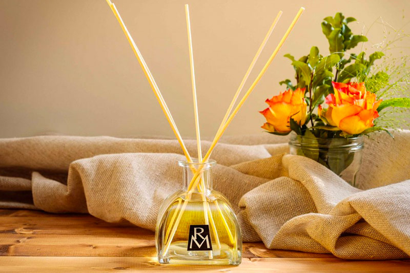 Luxury niche fragrance diffusers