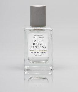 White Ocean Blossom Ruth Mastenbroek Perfumer London Hand Cleanser