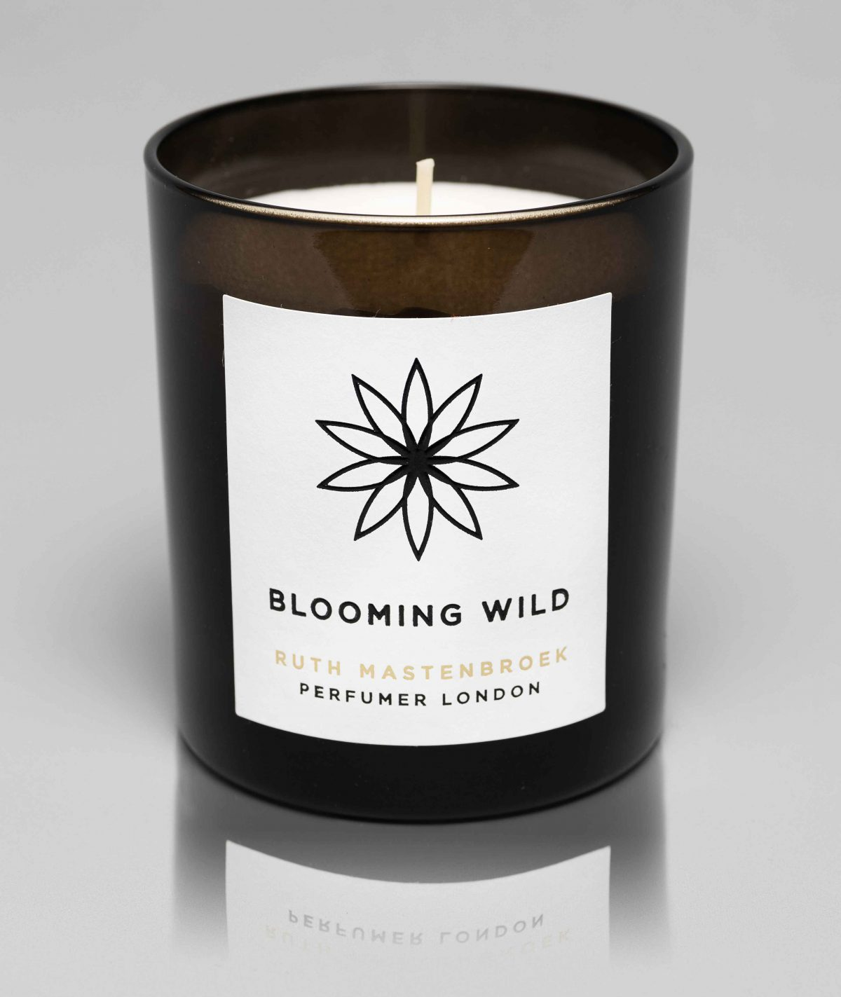 Blooming Wild Luxury Scented candle